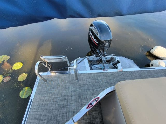 2020 Harris boat for sale, model of the boat is 210 CX/CS & Image # 7 of 7