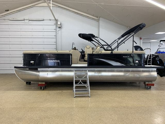 2020 Harris boat for sale, model of the boat is 250Sun/CWDH/TT & Image # 3 of 15