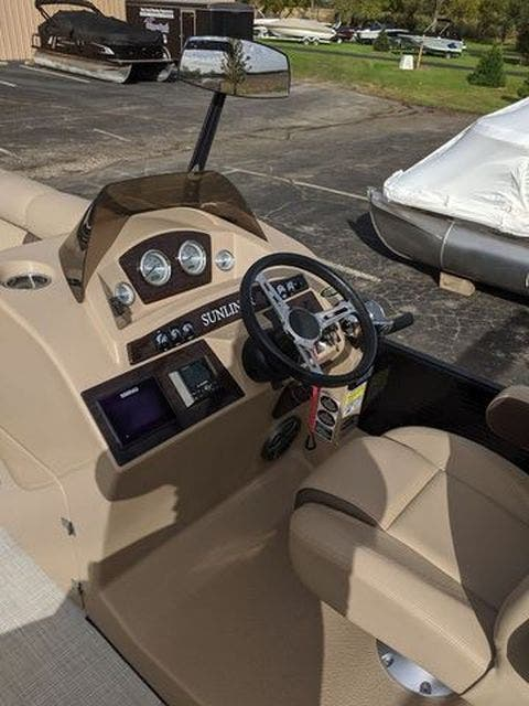 2020 Harris boat for sale, model of the boat is 250Sun/CWDH/TT & Image # 5 of 15