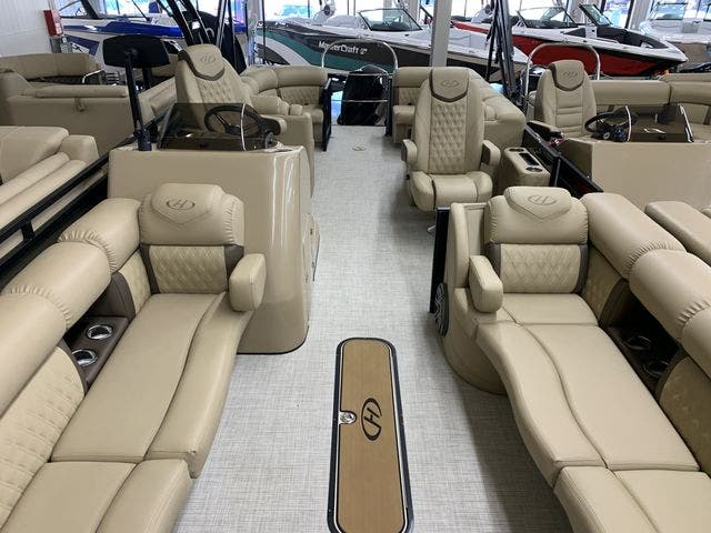2020 Harris boat for sale, model of the boat is 250Sun/CWDH/TT & Image # 12 of 15