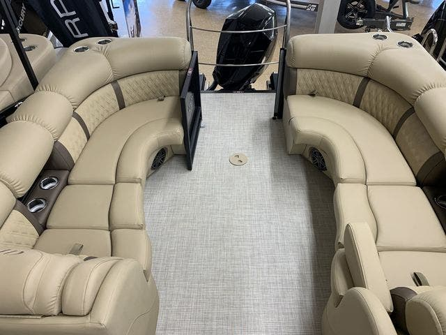 2020 Harris boat for sale, model of the boat is 250Sun/CWDH/TT & Image # 14 of 15