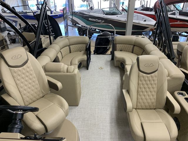 2020 Harris boat for sale, model of the boat is 250Sun/CWDH/TT & Image # 15 of 15