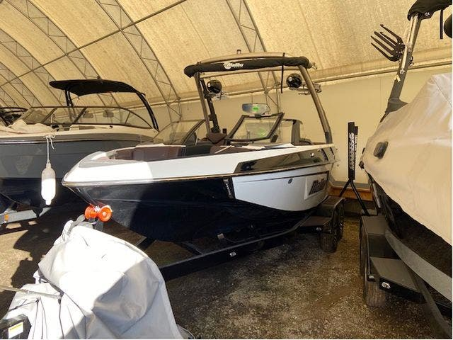 2020 Malibu boat for sale, model of the boat is 20VTX & Image # 12 of 13
