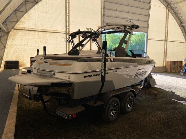 2020 Malibu boat for sale, model of the boat is 20VTX & Image # 13 of 13