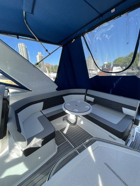 2020 Monterey boat for sale, model of the boat is 295 SPORT YACHT & Image # 5 of 17