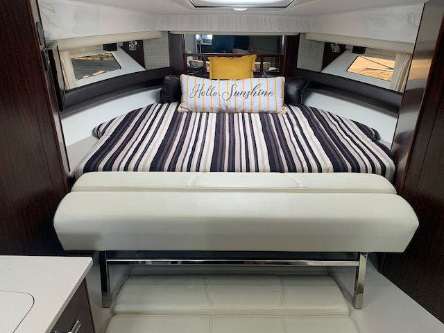 2020 Monterey boat for sale, model of the boat is 335 SY & Image # 39 of 67