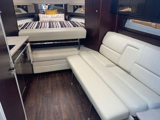 2020 Monterey boat for sale, model of the boat is 335 SY & Image # 40 of 67