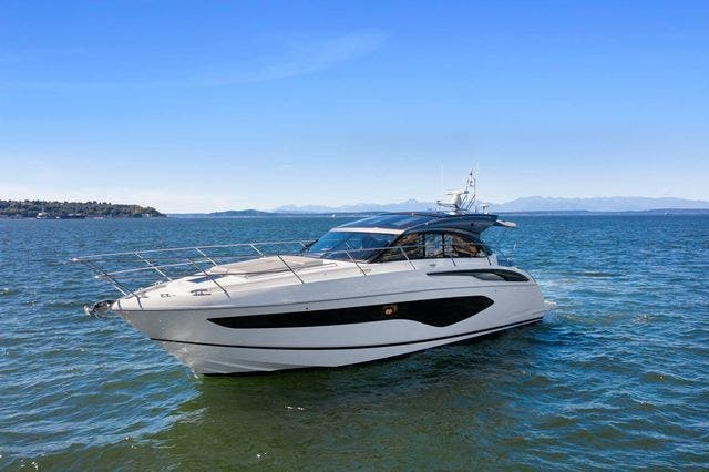2020 Princess Yachts boat for sale, model of the boat is V50 & Image # 3 of 72