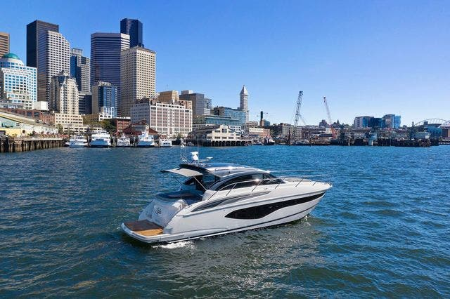 2020 Princess Yachts boat for sale, model of the boat is V50 & Image # 4 of 72