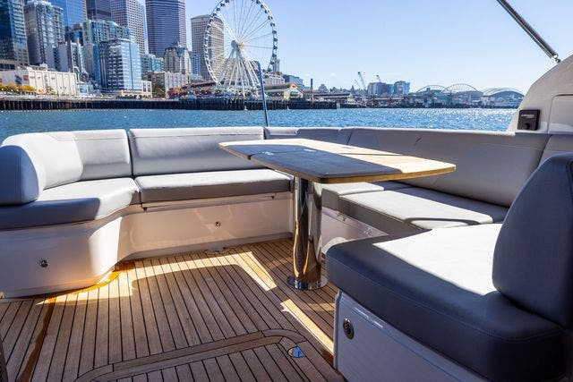 2020 Princess Yachts boat for sale, model of the boat is V50 & Image # 7 of 72