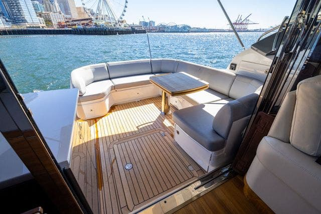 2020 Princess Yachts boat for sale, model of the boat is V50 & Image # 8 of 72