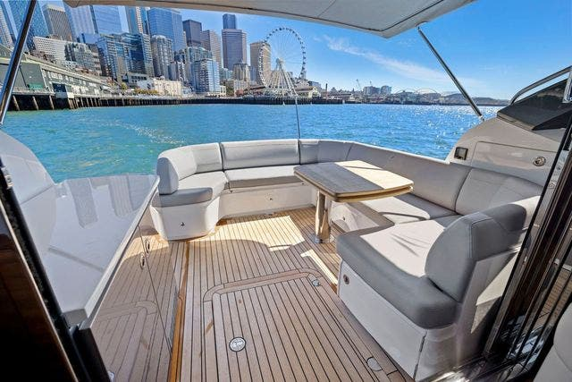 2020 Princess Yachts boat for sale, model of the boat is V50 & Image # 10 of 72