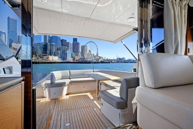 2020 Princess Yachts boat for sale, model of the boat is V50 & Image # 11 of 72