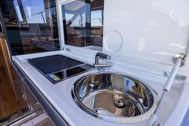 2020 Princess Yachts boat for sale, model of the boat is V50 & Image # 15 of 72