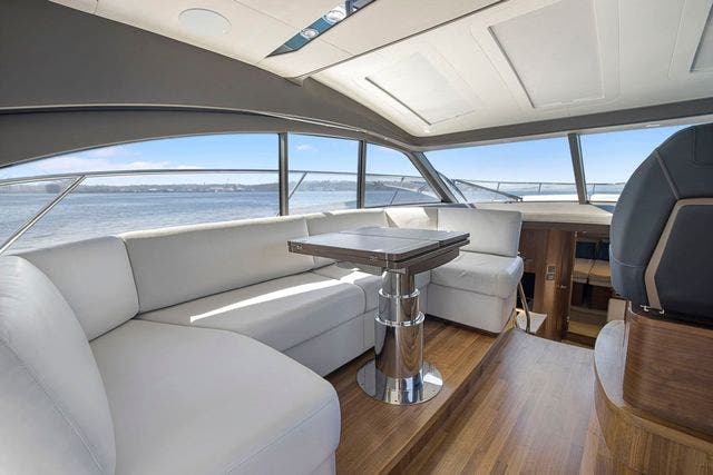 2020 Princess Yachts boat for sale, model of the boat is V50 & Image # 19 of 72