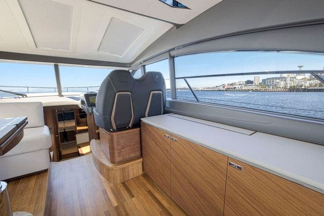 2020 Princess Yachts boat for sale, model of the boat is V50 & Image # 20 of 72