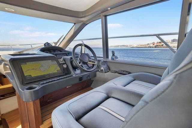 2020 Princess Yachts boat for sale, model of the boat is V50 & Image # 25 of 72