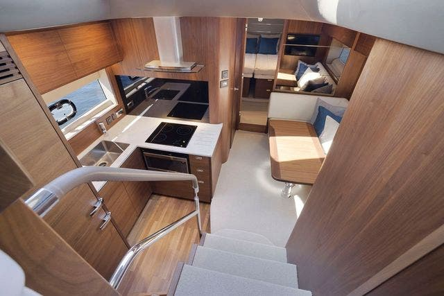 2020 Princess Yachts boat for sale, model of the boat is V50 & Image # 27 of 72