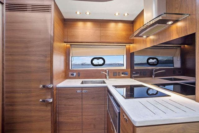 2020 Princess Yachts boat for sale, model of the boat is V50 & Image # 28 of 72
