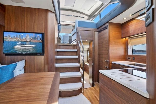 2020 Princess Yachts boat for sale, model of the boat is V50 & Image # 30 of 72