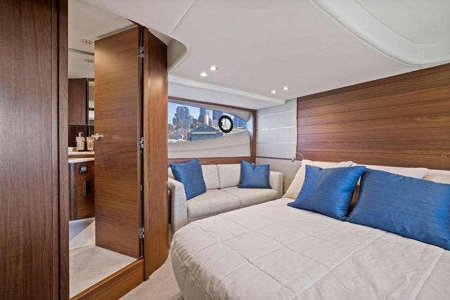 2020 Princess Yachts boat for sale, model of the boat is V50 & Image # 32 of 72