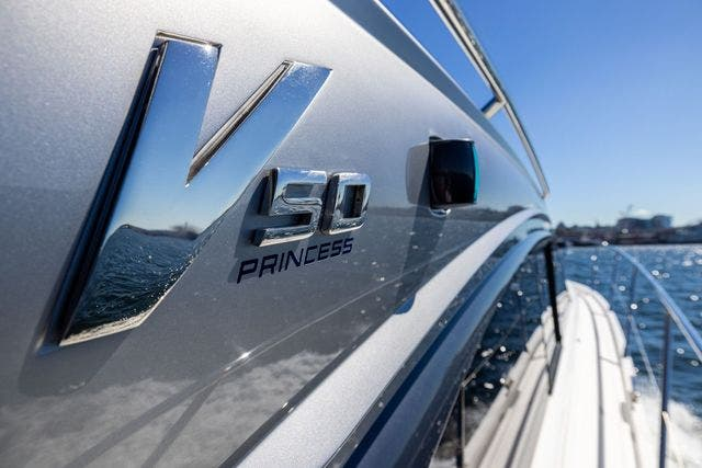 2020 Princess Yachts boat for sale, model of the boat is V50 & Image # 43 of 72
