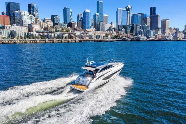 2020 Princess Yachts boat for sale, model of the boat is V50 & Image # 55 of 72