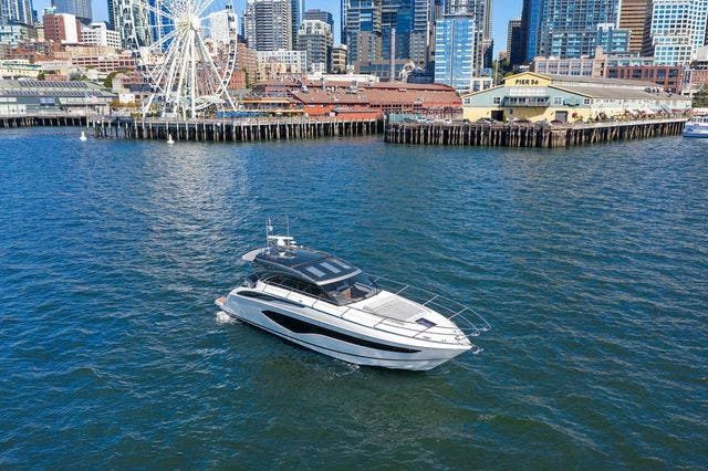 2020 Princess Yachts boat for sale, model of the boat is V50 & Image # 56 of 72