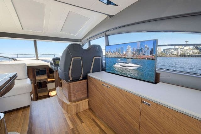 2020 Princess Yachts boat for sale, model of the boat is V50 & Image # 60 of 72