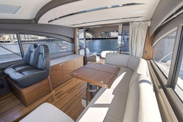 2020 Princess Yachts boat for sale, model of the boat is V50 & Image # 61 of 72