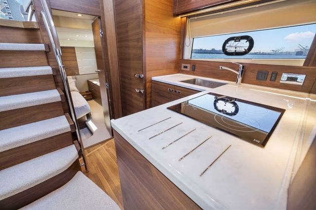 2020 Princess Yachts boat for sale, model of the boat is V50 & Image # 64 of 72