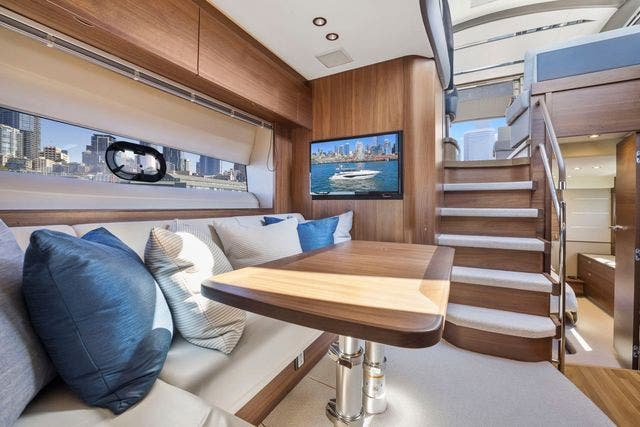 2020 Princess Yachts boat for sale, model of the boat is V50 & Image # 65 of 72