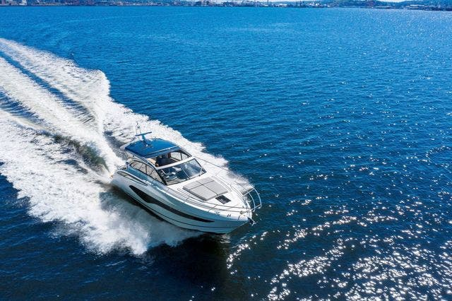 2020 Princess Yachts boat for sale, model of the boat is V50 & Image # 71 of 72