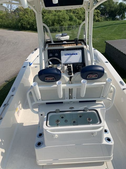 2020 Ranger Boats boat for sale, model of the boat is 2510 BAY & Image # 5 of 11