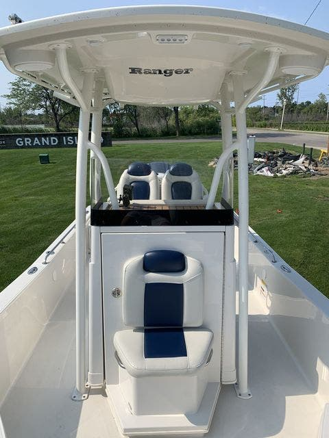 2020 Ranger Boats boat for sale, model of the boat is 2510 BAY & Image # 6 of 11