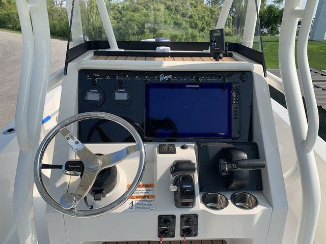 2020 Ranger Boats boat for sale, model of the boat is 2510 BAY & Image # 9 of 11