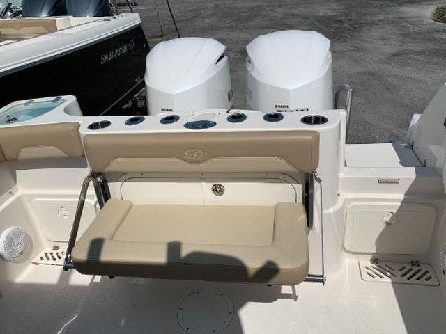 2020 Sailfish Boats boat for sale, model of the boat is 290CC & Image # 8 of 24