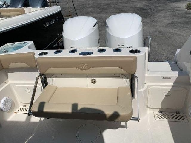 2020 Sailfish Boats boat for sale, model of the boat is 290CC & Image # 9 of 24