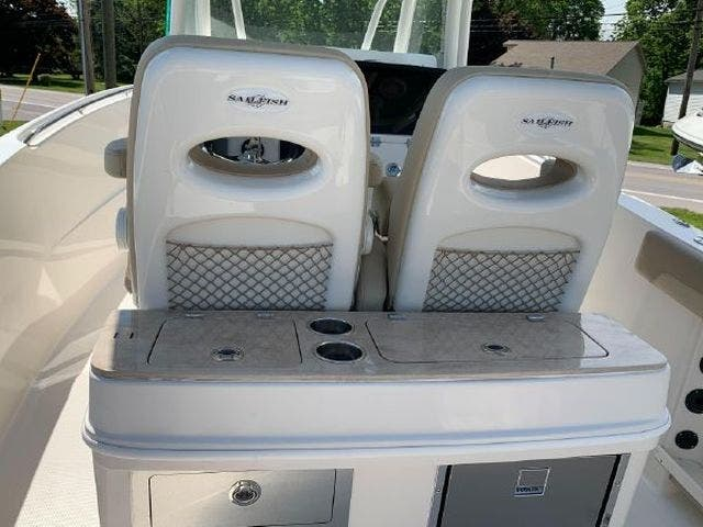 2020 Sailfish Boats boat for sale, model of the boat is 290CC & Image # 12 of 24