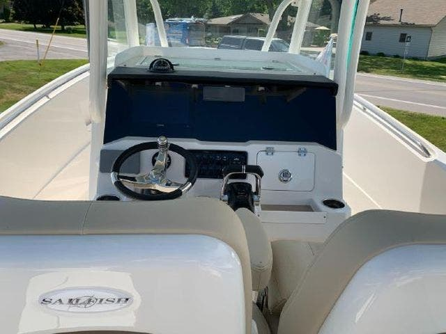 2020 Sailfish Boats boat for sale, model of the boat is 290CC & Image # 15 of 24