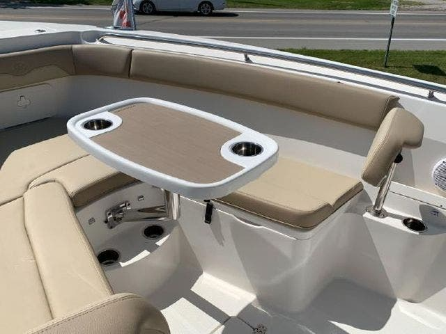2020 Sailfish Boats boat for sale, model of the boat is 290CC & Image # 20 of 24