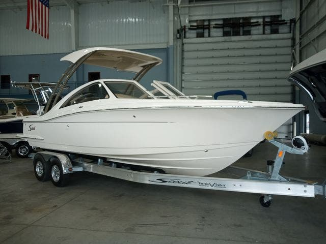 2020 Scout boat for sale, model of the boat is 235Dorado & Image # 4 of 45