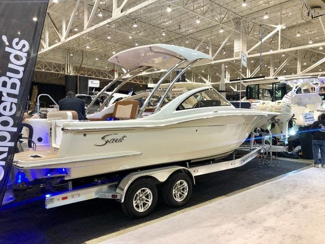 2020 Scout boat for sale, model of the boat is 235Dorado & Image # 6 of 45