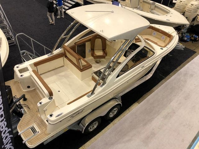 2020 Scout boat for sale, model of the boat is 235Dorado & Image # 7 of 45