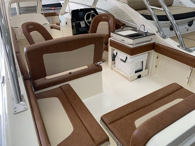 2020 Scout boat for sale, model of the boat is 235Dorado & Image # 14 of 45