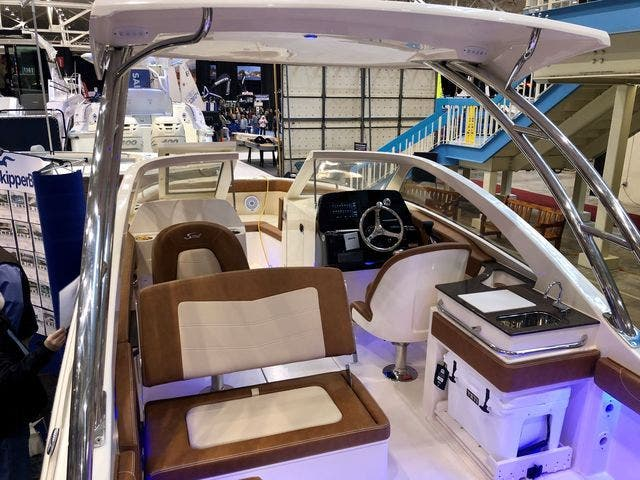 2020 Scout boat for sale, model of the boat is 235Dorado & Image # 18 of 45