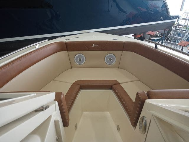 2020 Scout boat for sale, model of the boat is 235Dorado & Image # 24 of 45
