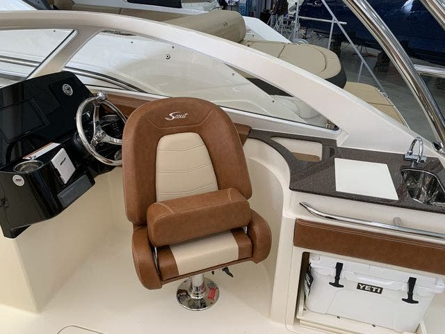 2020 Scout boat for sale, model of the boat is 235Dorado & Image # 37 of 45