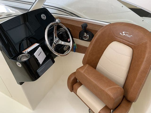 2020 Scout boat for sale, model of the boat is 235Dorado & Image # 39 of 45
