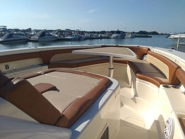 2020 Scout boat for sale, model of the boat is 420LXF & Image # 8 of 9
